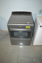 Whirlpool WED7500GC 27  Chrome Shadow Front Load Electric Dryer NOB  31429 HRT