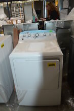GE GTD42EASJWW 27  White Front Load Electric Dryer NOB  31821 CLW
