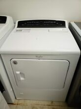 WHIRLPOOL CABRIO 7 0 CF GAS DRYER WHITE WGD7300DW 1 YEAR WARRANTY