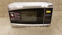 dent   Frigidaire FFCM0734LS 700W Countertop Microwave  0 7 Cu Ft  Stainless