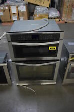 Whirlpool WOC95EC0AS 30  Stainless Microwave Wall Oven NOB  32072 HRT