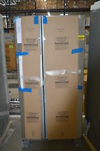 Whirlpool WRS321SDHZ 33  Stainless Side By Side Refrigerator NOB  32139 HRT
