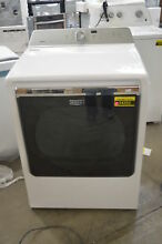 Maytag MEDB835DW 29  White Front Load Electric Dryer NOB  32147 CLW