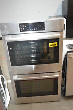 Bosch HBL8651UC 30  Stainless Double Electric Wall Oven NOB  31746 HRT