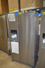 Whirlpool WRS571CIDM 36  Stainless Side by Side Refrigerator T2 NOB  15773