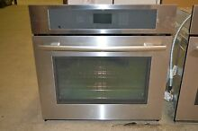 Jenn Air JJW2430WS 30  Stainless Single Electric Wall Oven NEW  01156