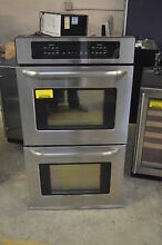 Frigidaire FFET2725PS 27  Stainless Double Electric Wall Oven NOB  13723