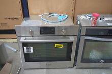Bosch 500 HBL5451UC 30  Stainless Single Electric Wall Oven NOB  31660 HRT