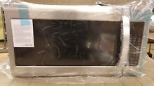 LG LMV2031ST 2 0 cu  ft   1000W Over the Range Microwave Oven   Stainless Steel
