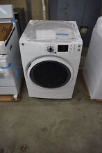 GE GFD43ESSMWW 27  White Front Load Electric Dryer NOB  32446 HRT