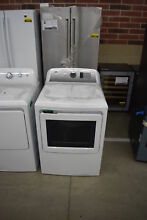 GE GTD65EBSJWS 27  White Front Load Electric Dryer  32463 CLN