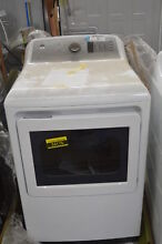 GE GTD75ECSLWS 27  White Front Load Electric Dryer NOB  32525 HRT