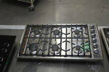 Viking VGSU5366BSS 36  Stainless 6 Burner Gas Cooktop NOB  32593 HRT