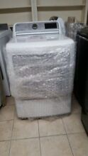 NEW OPEN BOX LG 7 3 CU FT 14 CYCLE GAS DRYER  WHITE  DLGX7601WE