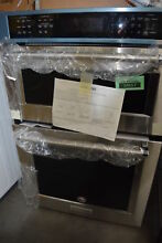 KitchenAid KOCE507ESS 27  Stainless Electric Microwave Combo Wall Oven 32558 HRT
