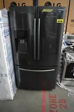 Samsung RF263TEAESG 36  Black Stainless French Door Refrigerator NOB  32031 HRT
