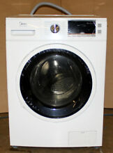 Midea All in One 2 0 cu ft Compact Washer Dryer Combo US FC70 DS12DSH_R