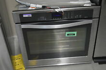Whirlpool WOS92EC0AS 30  Stainless Single Electric Wall Oven NOB  32766 HRT