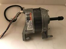 Maytag Neptune Washer Drive Motor 22003856 with Belt  FREE SHIPPING