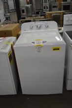 GE GTW330ASKWW 27  White Top Load Washer NOB  32897 HRT