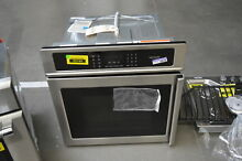 Frigidaire FGEW276SPF 27  Stainless Single Electric Wall Oven NOB  32974 MAD
