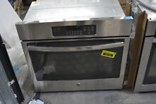 GE JT3000SFSS 30  Stainless Single Electric Wall Oven NOB  33108 HRT