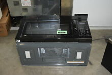 Whirlpool UMV1160CB 30  Black Over The Range Microwave NOB  33534 HRT