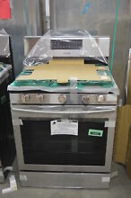 Samsung NX58H5600SS 30  Stainless Freestanding Gas Range NOB  33612 CLW