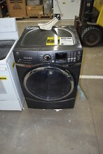 GE GFW450SPMDG 27  Diamond Gray Front Load Washer NOB  33743 HRT