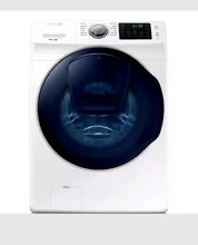 Samsung 4 5 cu  ft  High Efficiency White Front Load Washer