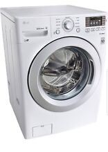 LG WM3270CW 4 5CF 9 Cycle Front Load Washer White  Pickup ONLY Germantown TN