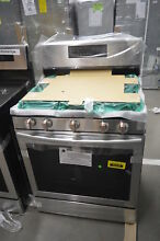Samsung NX58H5600SS 30  Stainless Freestanding Gas Range NOB  33946 MAD
