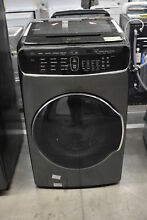 Samsung WV60M9900AV 27  Black Stainless Front Load Washer NOB  34005 HRT