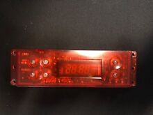 Genuine BOSCH Built in Oven  Clock Timer HBL 5 6   830023 100 00629 03 00489265