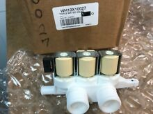 WH13X10027 GE Washer Water Solenoid Inlet Valve AP3995139 PS1482391