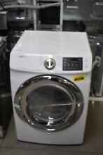 Samsung DVG45N5300WA3 27  White Front Load Gas Dryer NOB  36303 CLN