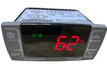 Dixell Temperature Controller XR06CX 4N1F1 Programmable Commercial Refrigeration