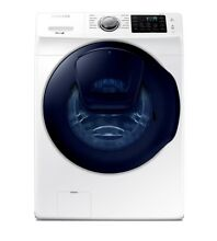 4 5 cu  ft  High Efficiency White Front Load Washer