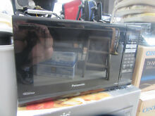 Panasonic NN SN651B Countertop Microwave Inverter Technology 1 2 cu ft Black