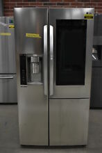 LG LSXS26396S 36  Stainless Side By Side Refrigerator NOB  34204 HRT