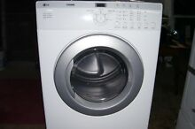 LG  Clothes Dryer      TROMM   Super Capacity  Sense Dry system