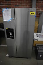 Whirlpool WRS321SDHZ 33  Stainless Side by Side Refrigerator NOB  36677 HRT