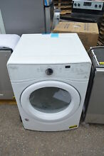 Whirlpool WED75HEFW 27  White Front Load Stack Electric Dryer NOB  17280 T2 CLW