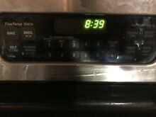 WB27K10161 RANGE OVEN CONTROL BOARD AND CLOCK  FREE SHIPPING