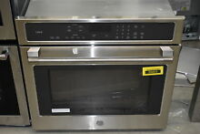 GE CT9050SHSS 30  Stainless Single Electric Wall Oven NOB  36853 HRT