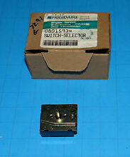 08015934 New Genuine OEM Frigidaire Oven Selector Switch Free Shipping