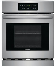 Stainless Electric Wall Oven