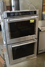 KitchenAid KODE500ESS 30  Stainless Double Electric Wall Oven  36688 HRT