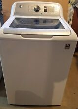 GE 27  Top Load Washer   White