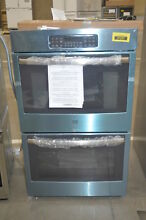 GE JT3500SFSS 30  Stainless Double Electric Wall Oven NOB  37297 HRT